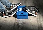 Чоловічі кросівки Adidas Nite Jogger (сірі) 373PL, фото 4