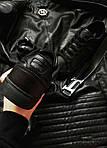 Мужские кроссовки Lacoste (черные) 377PL, фото 2