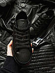 Чоловічі кросівки Lacoste (чорні) 377PL, фото 3