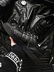 Мужские кроссовки Lacoste (черные) 377PL, фото 5