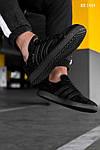 Мужские кроссовки Adidas Gazelle (Черные), фото 2