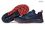 Мужские кроссовки Nike Pegasus 31 (синие) KS 1431, фото 6
