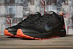 Мужские кроссовки Nike Pegasus 31 (черные) KS 1432, фото 6