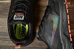 Мужские кроссовки Nike Pegasus 31 (черные) KS 1432, фото 8