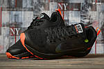 Чоловічі кросівки Nike Pegasus 31 (чорні) KS 1432, фото 9