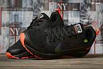 Мужские кроссовки Nike Pegasus 31 (черные) KS 1432, фото 9