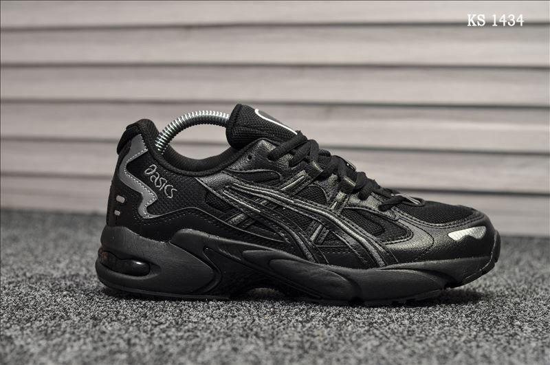 Мужские кроссовки Asics Gel Lyte 5 OG (черные) KS 1434