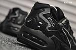 Чоловічі кросівки Asics Gel Lyte 5 OG (чорні) KS 1434, фото 3