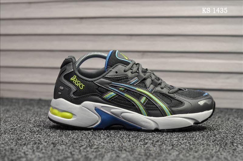 Мужские кроссовки Asics Gel Lyte 5 OG (серые) KS 1435