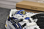 Чоловічі кросівки Asics Gel Lyte 5 OG (біло-сині) KS 1436, фото 2