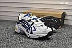 Мужские кроссовки Asics Gel Lyte 5 OG (бело-синие) KS 1436, фото 5