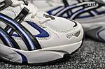 Чоловічі кросівки Asics Gel Lyte 5 OG (біло-сині) KS 1436, фото 6