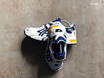 Чоловічі кросівки Asics Gel Lyte 5 OG (біло-сині) KS 1436, фото 7