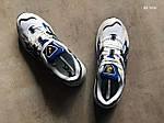 Мужские кроссовки Asics Gel Lyte 5 OG (бело-синие) KS 1436, фото 8