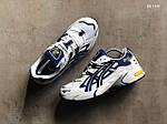 Мужские кроссовки Asics Gel Lyte 5 OG (бело-синие) KS 1436, фото 9