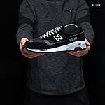 Мужские кроссовки New Balance 1500 (черные) KS 1438, фото 2