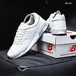 Мужские кроссовки New Balance 1500 (белые) KS 1439, фото 6