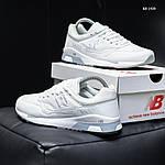Мужские кроссовки New Balance 1500 (белые) KS 1439, фото 7