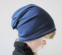 Двухсторонние шапочки бини для деток., фото 1