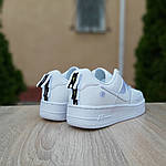 Женские кроссовки Nike Air Force 1 LV8 (белые) 20103, фото 2