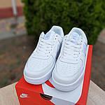Женские кроссовки Nike Air Force 1 LV8 (белые) 20103, фото 3