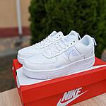 Женские кроссовки Nike Air Force 1 LV8 (белые) 20103, фото 4