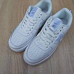 Женские кроссовки Nike Air Force 1 LV8 (белые) 20103, фото 5