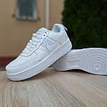 Женские кроссовки Nike Air Force 1 LV8 (белые) 20103, фото 6