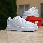 Женские кроссовки Nike Air Force (белые) 20104, фото 3