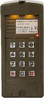 Блок вызова БВД-310F