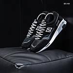 Мужские кроссовки New Balance 1500 (черные) KS 1438, фото 5