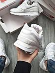 Чоловічі кросівки New Balance 574 (білі) 393PL, фото 3