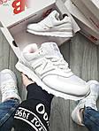 Мужские кроссовки New Balance 574 (белые) 393PL, фото 7
