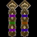 Бобіни (шпулі) для муліне дерев'яні ТМ Чарівна країна FLC-098(S), фото 2