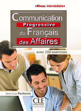 Communication Progressive du Français des Affaires 2e Édition Intermédiaire Livre / Книга