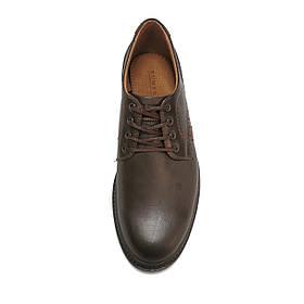 Туфли мужские Bumer 161пу кожа