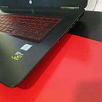 Ноутбук HP OMEN 17(Intel Core I7-6700HQ / 8x3.50GHz/ 8Gb DDR4/SSD 240Gb/FullHD/IPS), фото 2