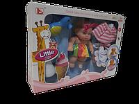 Пупс Little Ann с аксессуарами ABC