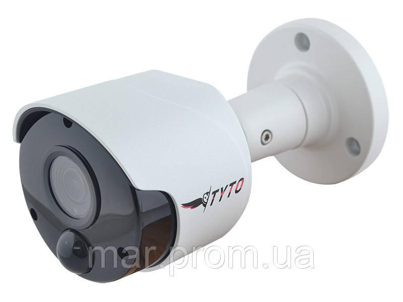 2МП уличная мультиформатная камера Tyto HDC 2B36-EA-20
