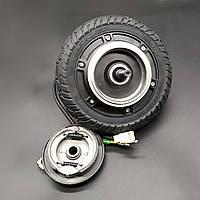 Мотор колесо для дрифт карта 8 дюймов 350 ватт