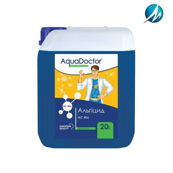 Альгицид AquaDoctor AC Mix, 20 л