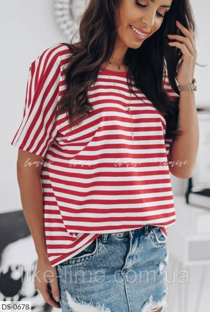 Женская футболка разных цветов
