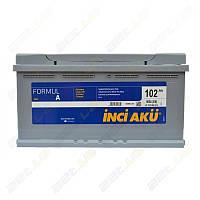 Автомобильный аккумулятор INCI AKU 6СТ-102 FormulA  L5 102 086 013