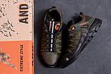 Мужские кожаные кроссовки Merrell Tracking (реплика), фото 8