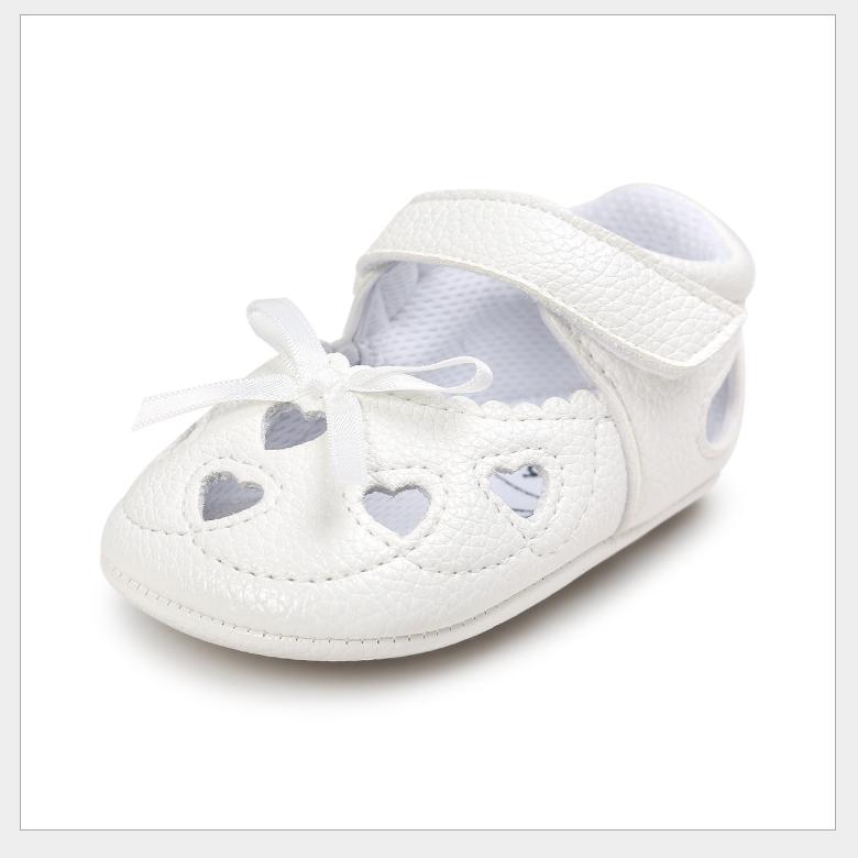 Пінетки-туфлі Sweet БІЛІ дівчачі дитячі Пинетки детские для девочки