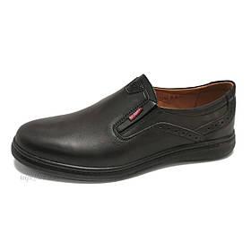 Туфли мужские Bumer 100 кожа
