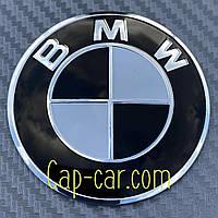 Наклейки для дисков с эмблемой BMW. ( БМВ ) Цена указана за комплект из 4-х штук