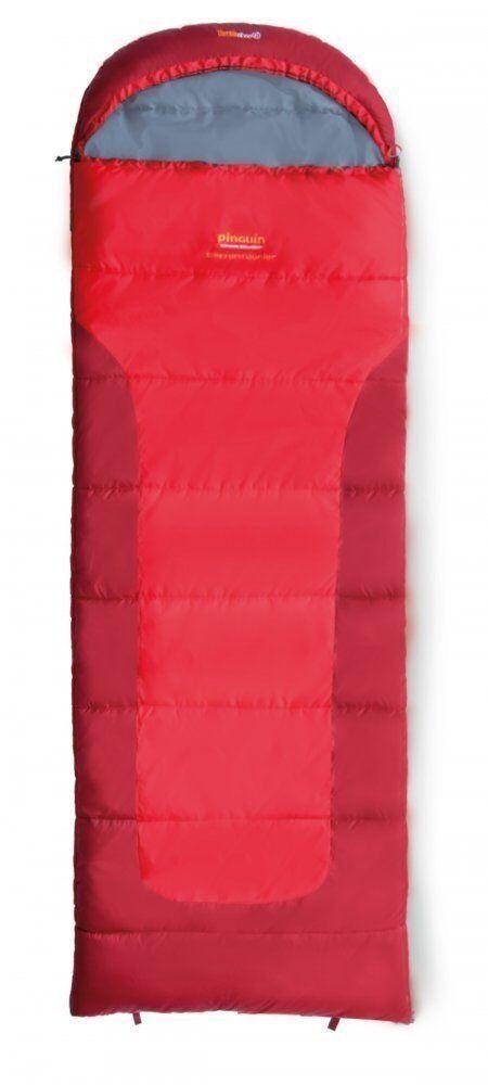 Спальний мішок Pinguin Blizzard Junior 150 Red Right Zip
