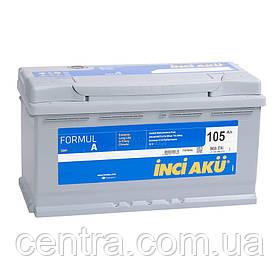 Автомобильный аккумулятор INCI AKU 6СТ-105 FormulA  L5 105 096 013