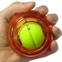 Эспандер кистевой Powerball, гироскопический тренажер для кисти рук Павербол, фото 1